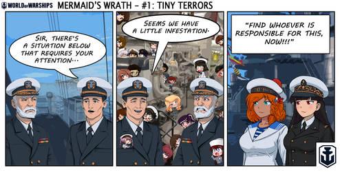 Naval Nonsense - Mermaid's Wrath 1 by Chobittsu-Studios