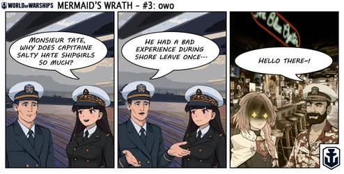 Naval Nonsense - Mermaid's Wrath 3 by Chobittsu-Studios