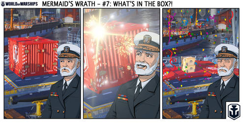 Naval Nonsense - Mermaid's Wrath 7 by Chobittsu-Studios