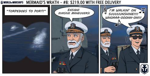 Naval Nonsense - Mermaid's Wrath 8 by Chobittsu-Studios