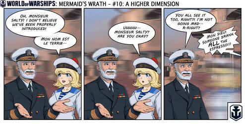Naval Nonsense - Mermaid's Wrath 10