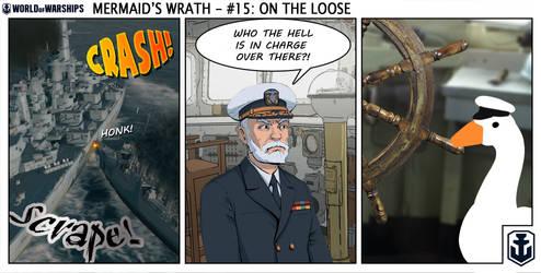 Naval Nonsense - Mermaid's Wrath 15