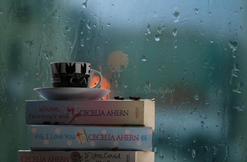 rainy days by Rona-Keller