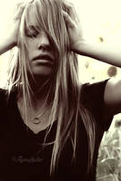 I wish you were a stranger by Rona-Keller