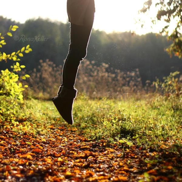 hello lovely autumn by Rona-Keller