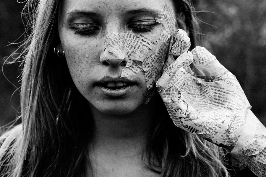 three feelings more than us by Rona-Keller