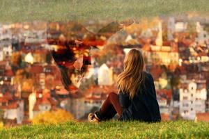 I feel whole again. by Rona-Keller
