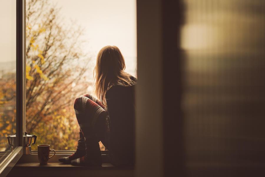 november afternoons by Rona-Keller