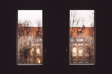 November rain by Rona-Keller