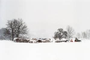 snow at home by Rona-Keller
