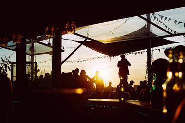 summer nights over Berlin