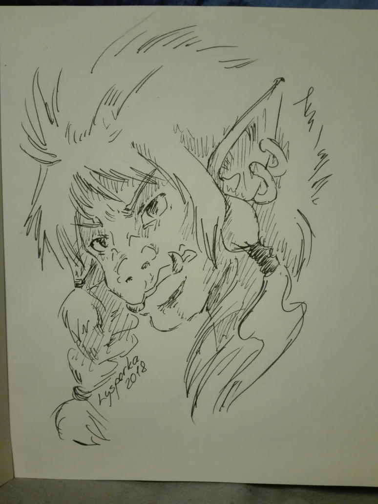 WOW Troll by Lysperka