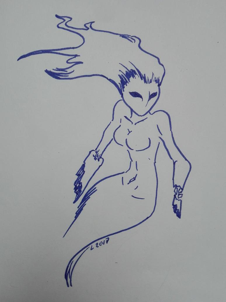 Thing from a dream by Lysperka