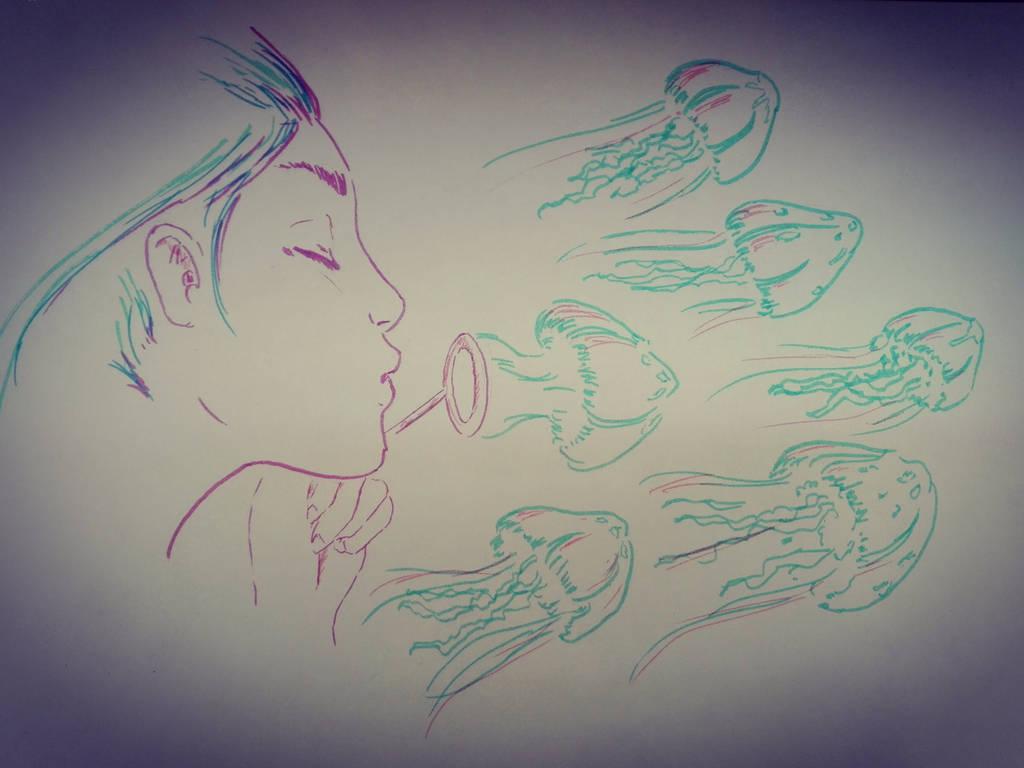 Bubbles by Lysperka