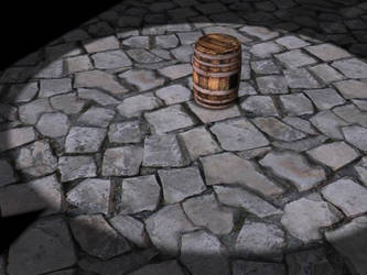 Barrell Texture Mapping