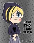 Loud Personality - Day 6: Dark Emo Star