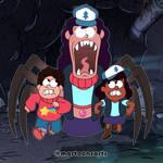Steven Universe as Gravity Fall (Episode Cover)