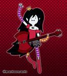 Favorite Vampire - Marceline (Queen of Rock)