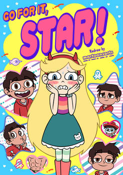 GO FOR IT, STAR!