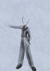 Prueba de uniforme acasius by Karychan