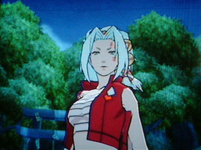Naruto- Kagura without mask by SaveSasuke-Kun on deviantART