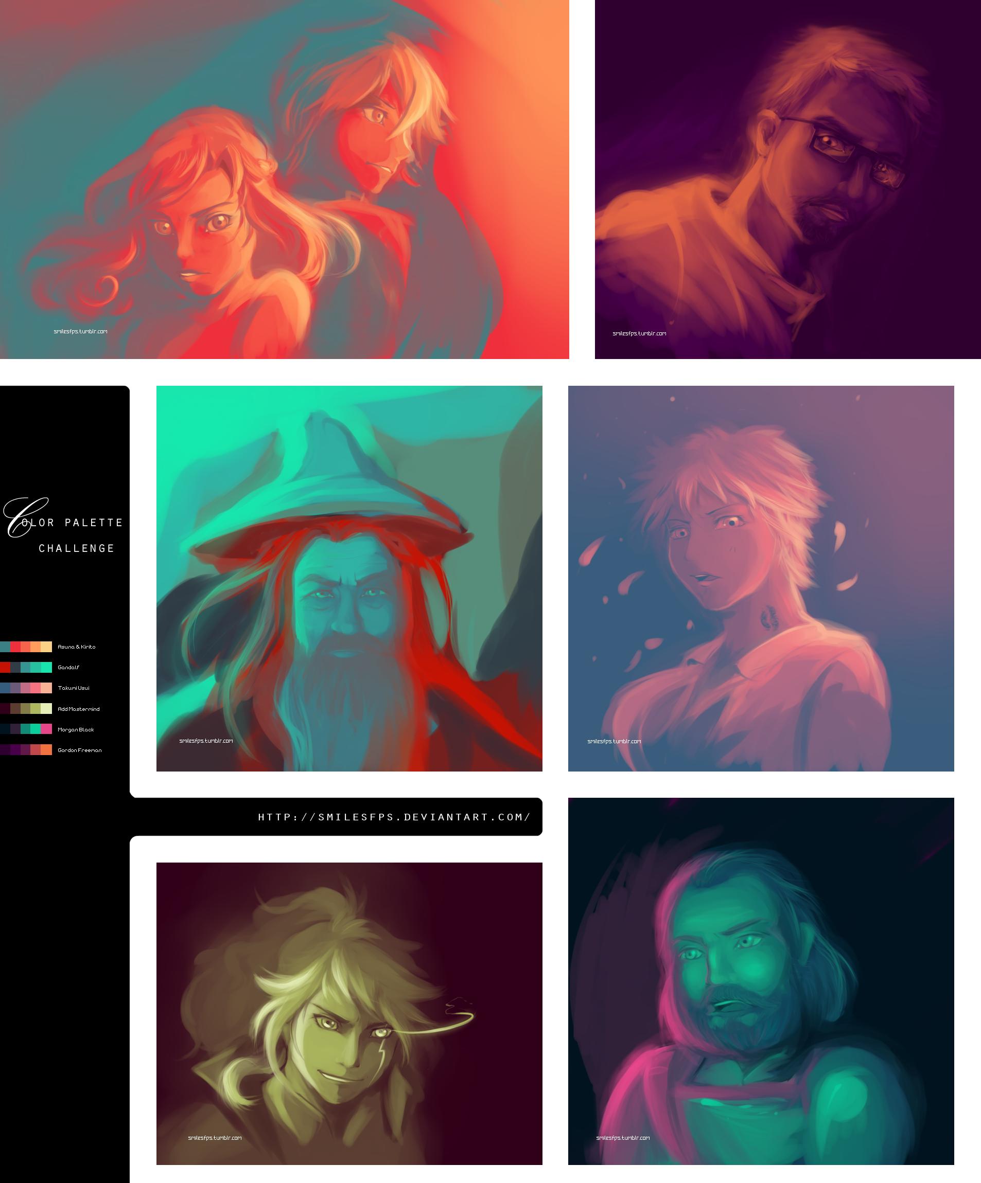 Image Result For Art Palette Color