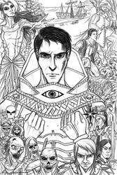ConQuest of Mythodea - Fileas by Neferu