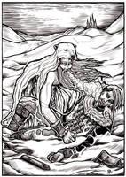 Firun und Fjadir by Neferu