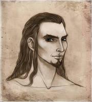 Portraitserie: Zerwas by Neferu
