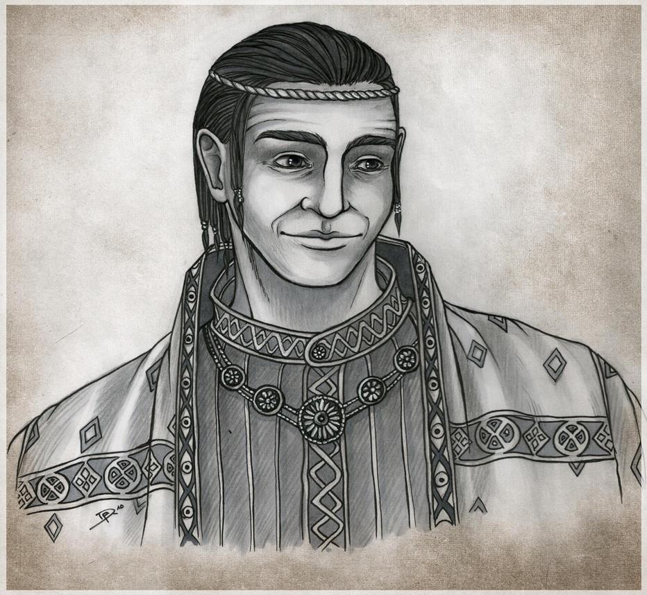 Reojian von Sinoda by Neferu