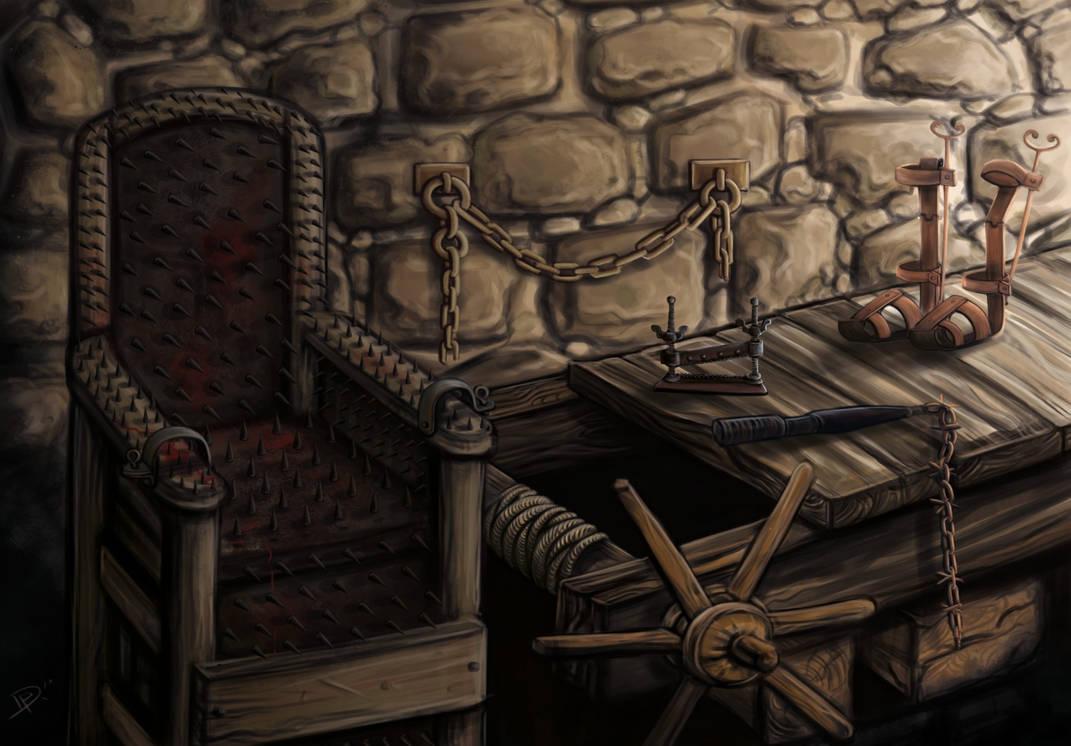 Folterwerkzeuge by Neferu