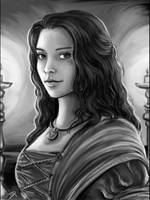 Lady by Neferu