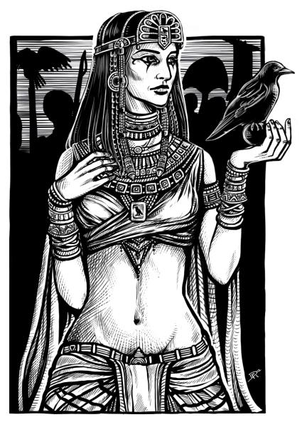 Queen Ela by Neferu