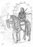 Mordred II by Neferu