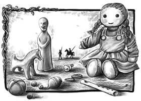 toys by Neferu
