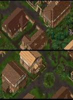 UO Houses by Neferu