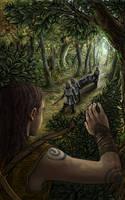 TnT: E-Book #5 - Eine alte Macht by Neferu