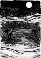 Oase der Tsa by Neferu