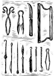 PER-Vademecum: Heilerwerkzeug by Neferu