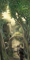 Journey through the woods (DSA)