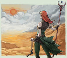 Inquisitor Lanyana Lavellan