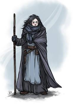 Dimian feels cold