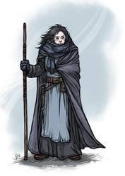 Dimian feels cold by Neferu