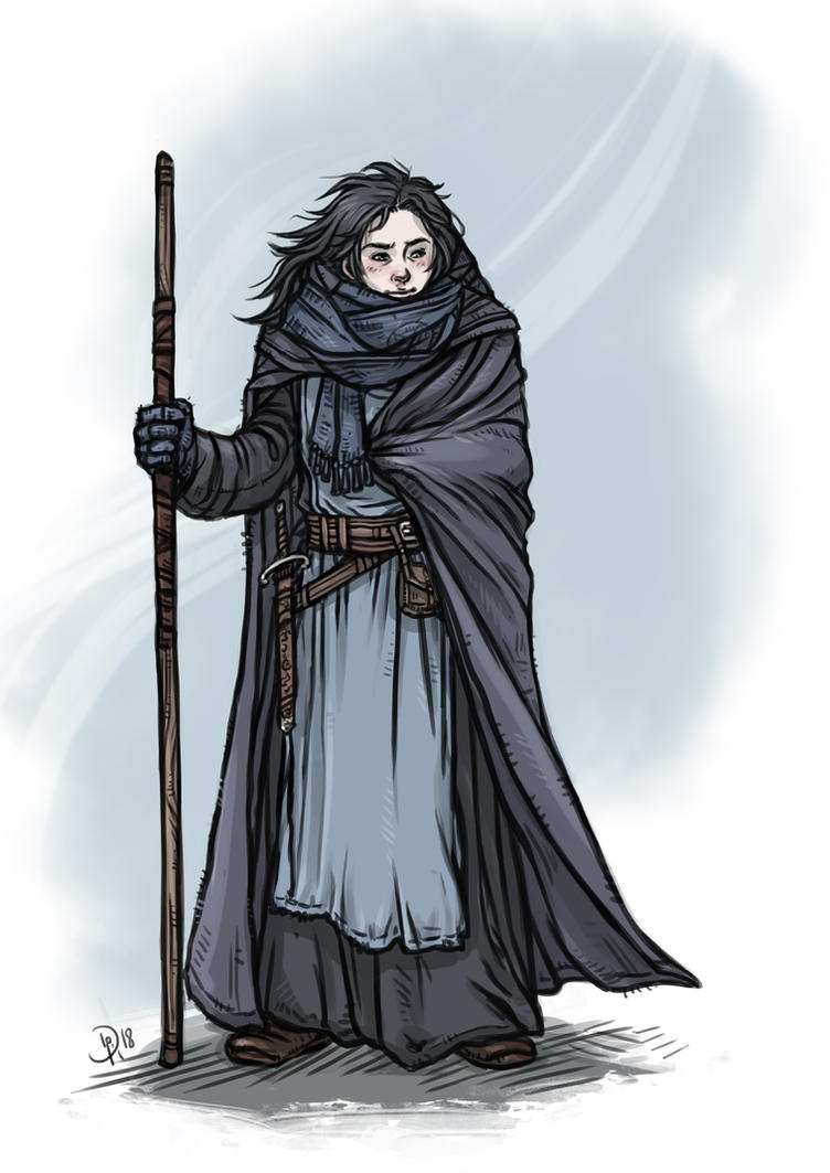 Dimian feels cold by Neferu