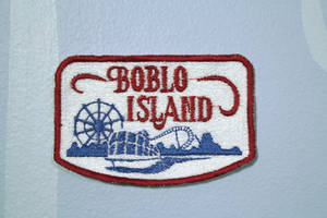 Boblo Island Patch