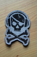 Custom Embroidered patch by tommyfilth