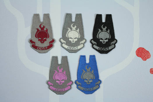 Halo ODST Patches