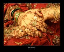 Hennaed Hands by Shum23