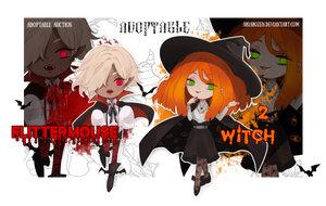 [Adopt Auction] Little Monsters 4 (CLOSED) by AriaRozen