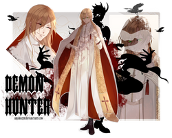 [ADOPTABLE] Demon tamer [2] (CLOSE)